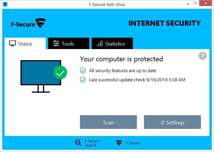f secure antivirus 2015