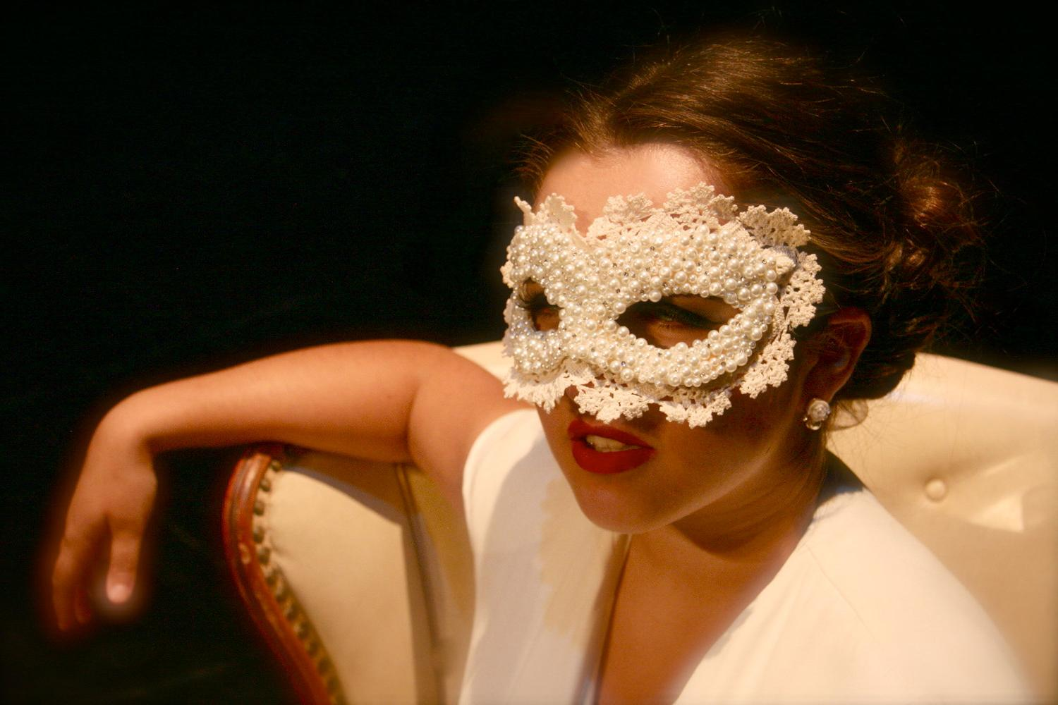 Bridal Masquerade Ball