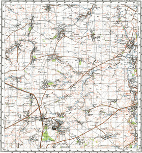 Map 100k--m37-009--(1993)