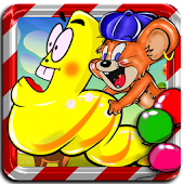 Game Crazy Larva and Jerry Mouse apk for kindle fire
