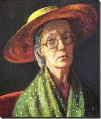 Vanessa Bell (self Portrait)