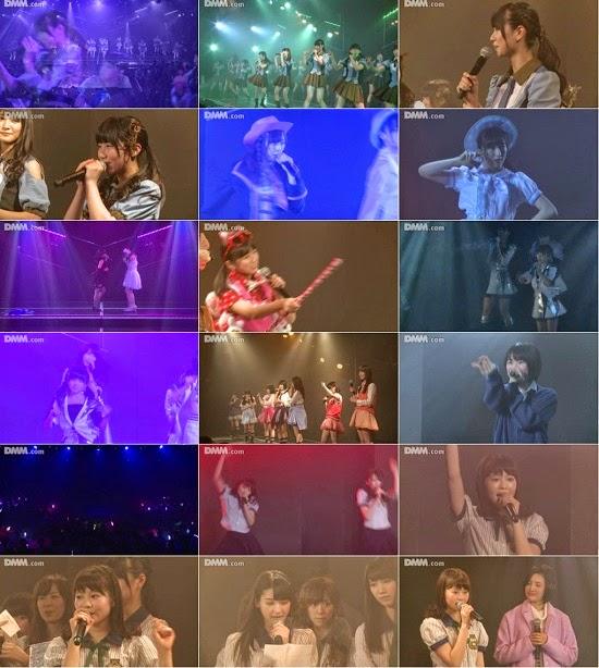 "(LIVE)(公演) HKT48 チームH ""最終ベルが鳴る"" 神志那結衣 穴井千尋の生誕祭 150115 & 150129 & 150130"