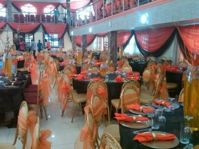 Events Planning And Decoration Training Live In Lagos The Industry Nigeria Is A Fast Growing One