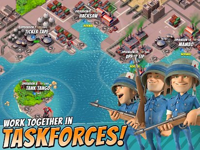Game Boom Beach APK for Kindle