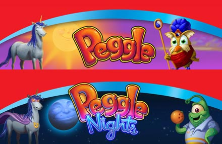 Peggle Y Peggle Night [PC][Español][Full][1link][WU-UP-FLS-FLN]