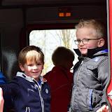 Kidsclub Noordster met brandweer - Foto's Jeannet Stotefalk en Annika van Meggelen