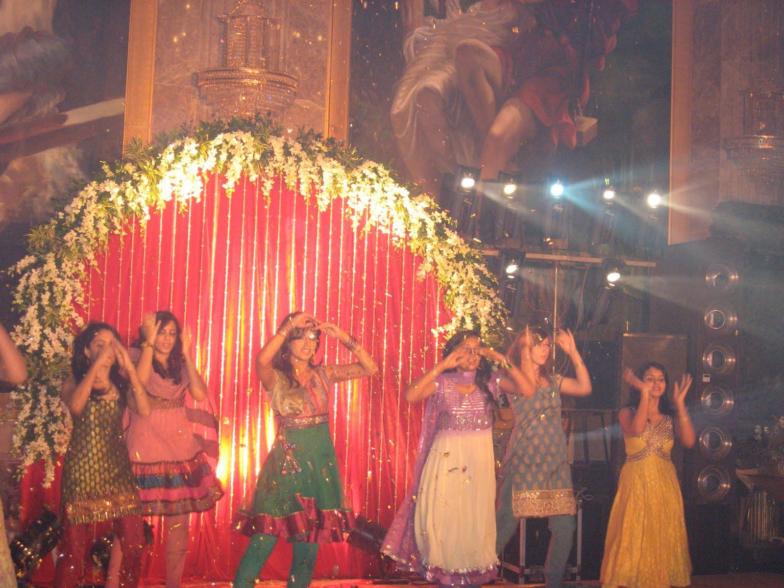 hindi wedding stages