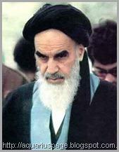 mago negro ayatollah