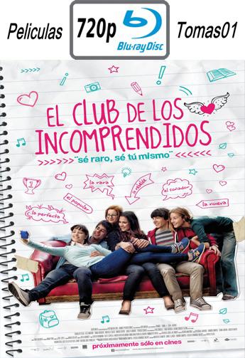 El Club de los incomprendidos (2014) [BDRip m720p/Castellano]