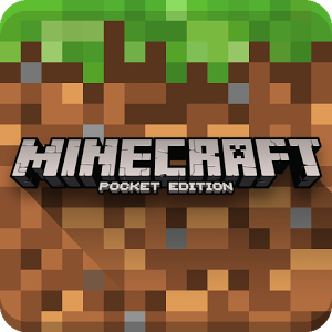 Minecraft - Pocket Edition v0.12.2 [Skins/2.3+No Damage]