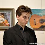 3: Gonzalo Manglano (tenor) en el Acto Inaugural de la Exposición Artística en Rafelbunyol