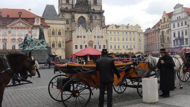 Staroměstské náměstí, plaza de la Ciudad Vieja de Praga