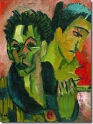 Kirchner-autorretrato-con-muchacha-retrato-doble-1914-1915