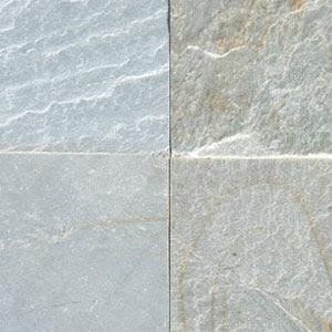 8x8 Tahitian Pearl Quartzite Natural Cleft Tile