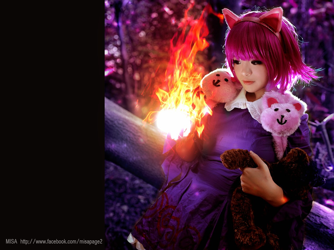 Ngắm loạt ảnh cosplay ấn tượng của cosplay Misa