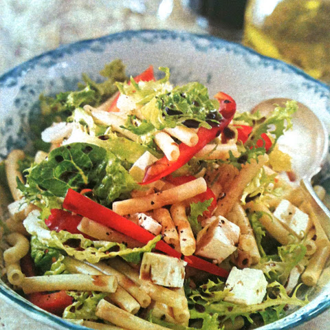 Party Pasta Salad with Feta
