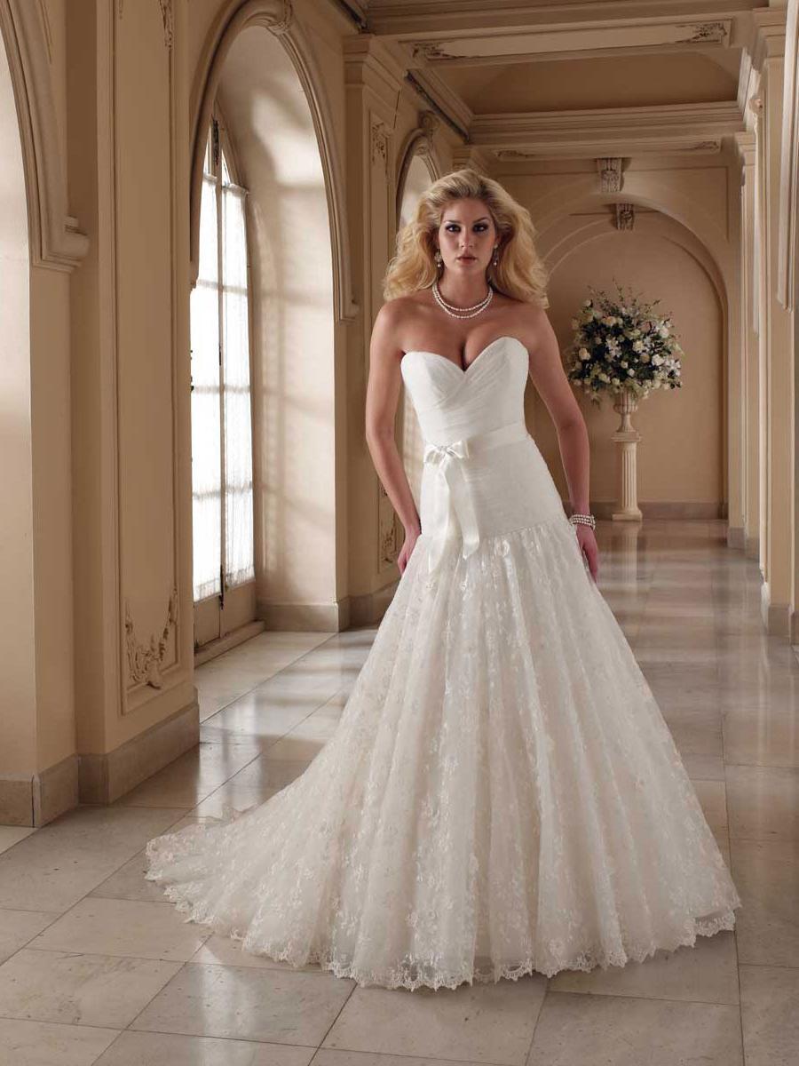 Amsale Wedding Dress Style