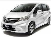 Rental Honda Freed Yogyakarta