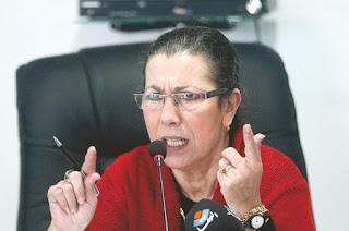 Louisa Hanoune : Tirs groupés sur Ouyahia, Saadani et Haddad