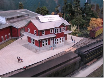 IMG_0943 Northwest Railway Museum HO-Scale Diorama at the WGH Show in Puyallup, Washington on November 21, 2009