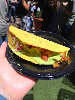 Crispy Chicken Schnitzel Taco from Edi & The Wolf