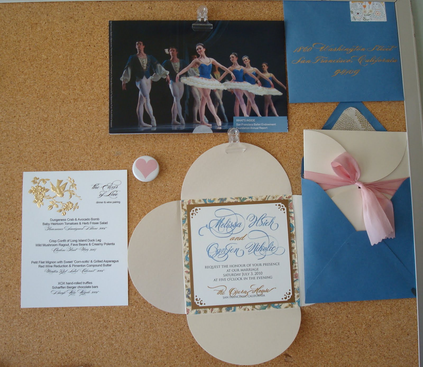 examples wedding invites