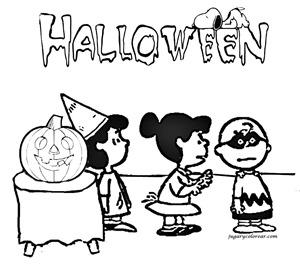 charlie brown. snoopy halloween 2 1