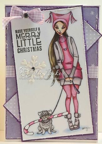 Julie - mega Christmas challenge