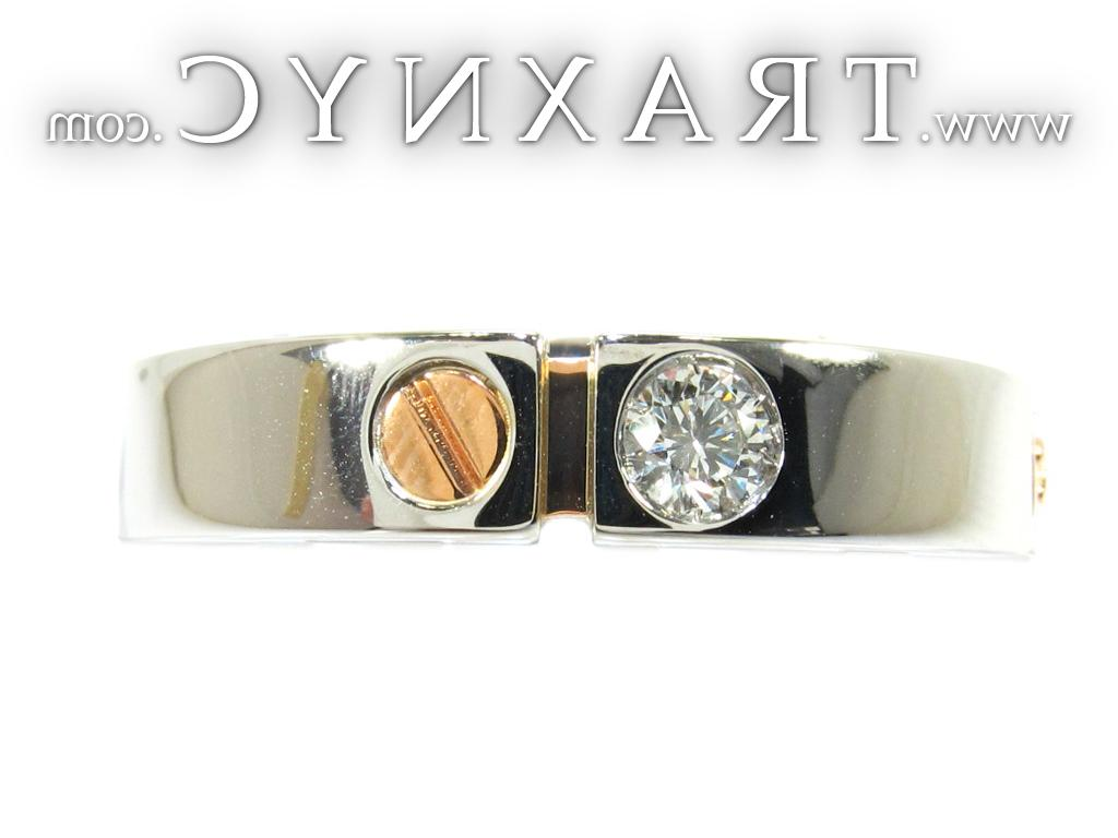 Full Size Picture for Baraka Two Tone Gold Diamond Ring AN20937