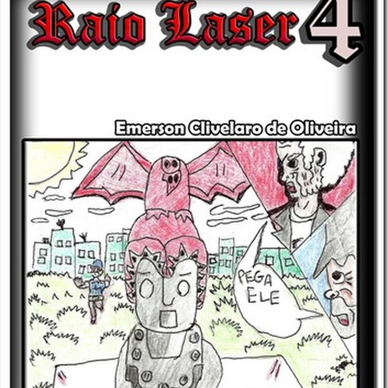 RAIO LASER - #4