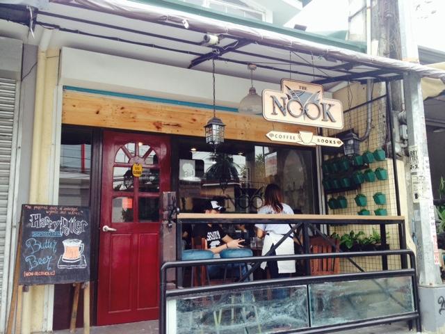 The Nook Café Harry Potter Themed Coffee Shop