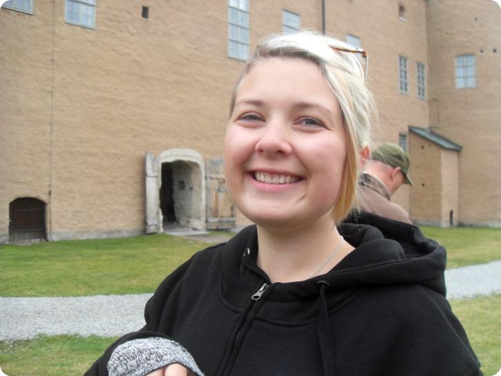 Emilie - Kalmar Slot, sommerferie 2015