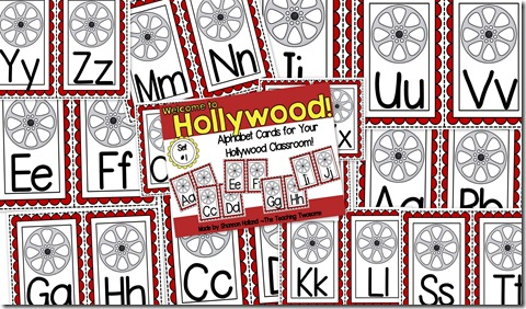 Hollywood Cards Set 1 Preview