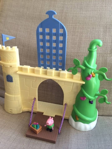 Once Upon a Time - Storytime Peppa Pig Playsets Review