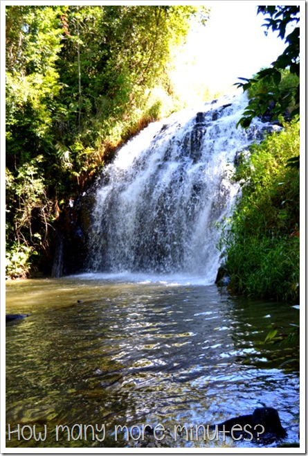 Waterfalls in the Atherton Tablelands | How Many More Minutes?