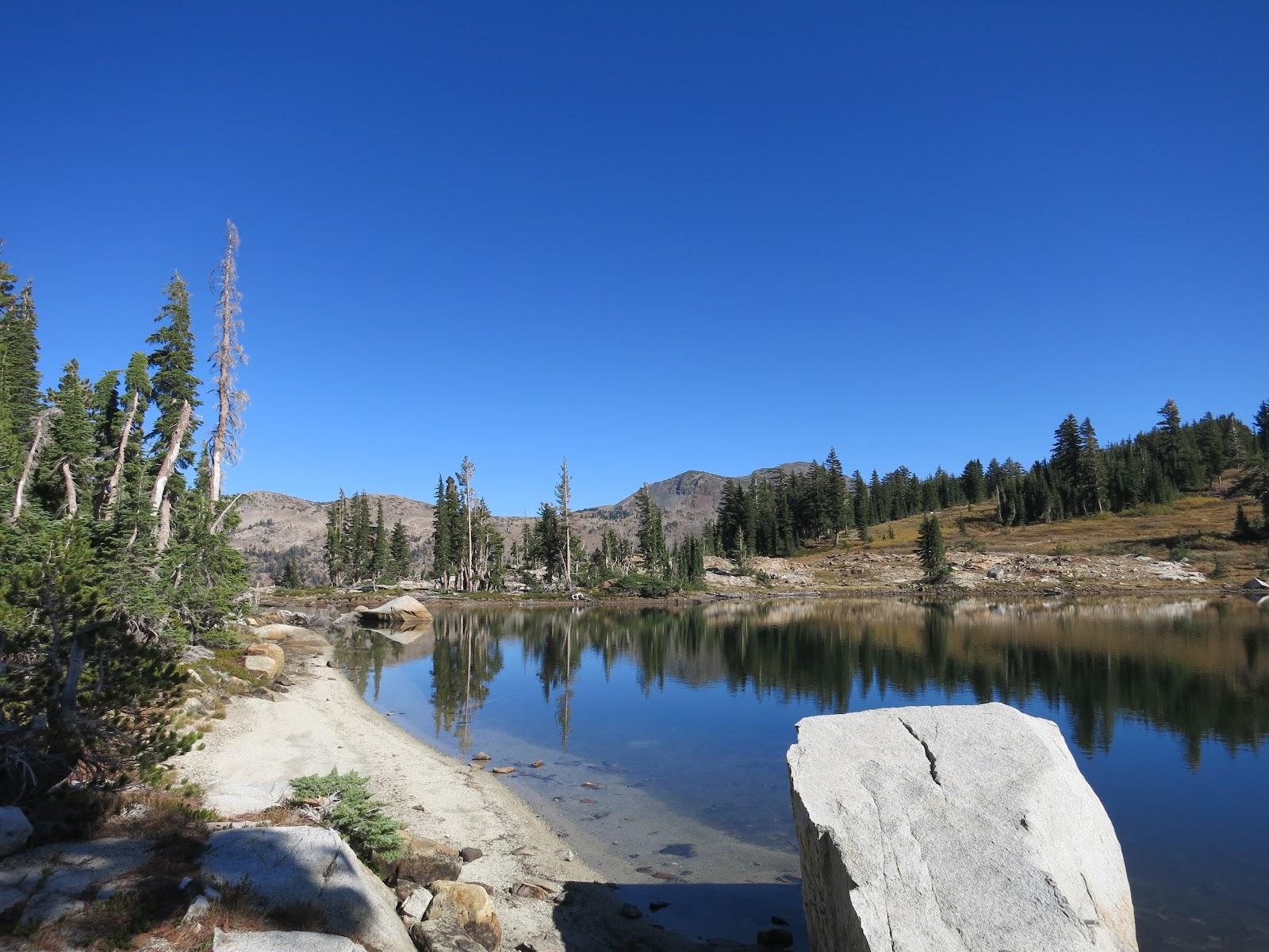 Doris Lake, Desolation Wilderness