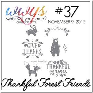 wwys thankful forest friends