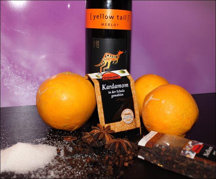 Rezept Glühweinsirup DIY selbstgemacht Weihnachtsgeschenk 00
