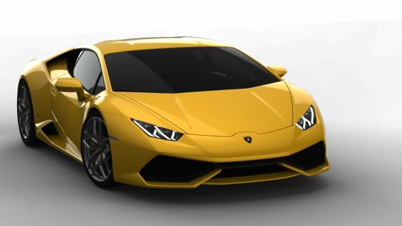 Lamborghini Huracan LP 610-4 8