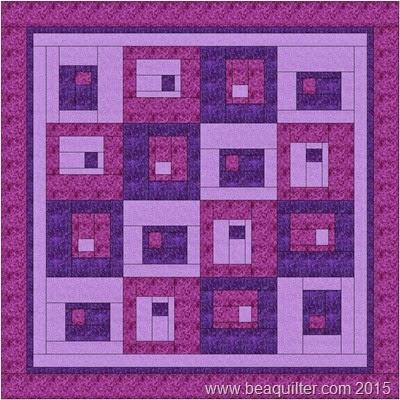 boxes purple