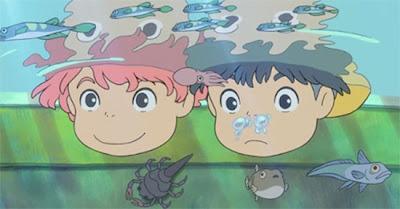 Ponyo – Uma Amizade que Veio do Mar, de Hayao Miyazaki
