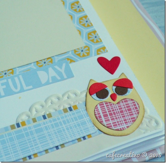 Craft Asylum - cafecreativo - sizzix big shot plus - scrapbooking mini album