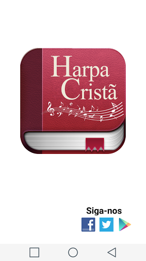 Harpa Cristã - Capa Feminina Screenshot