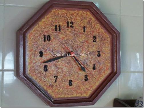 Blog Mundial Relógio da Cozinha