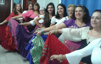 Mostra de Dança Cigana, com 24 grupos, em 19/7