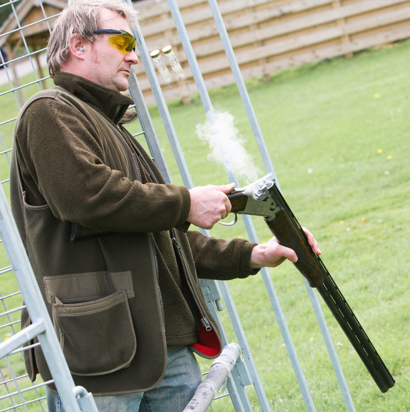 Shooting Stag Day Manchester, Paintball & Clay Shooting
