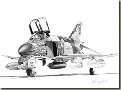 F-4D Jim Stovall Artwork