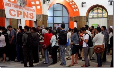 Pemkab Bandung Kekurangan sekitar 3.000 Pegawai Negeri Sipil (PNS)– CPNS 2015
