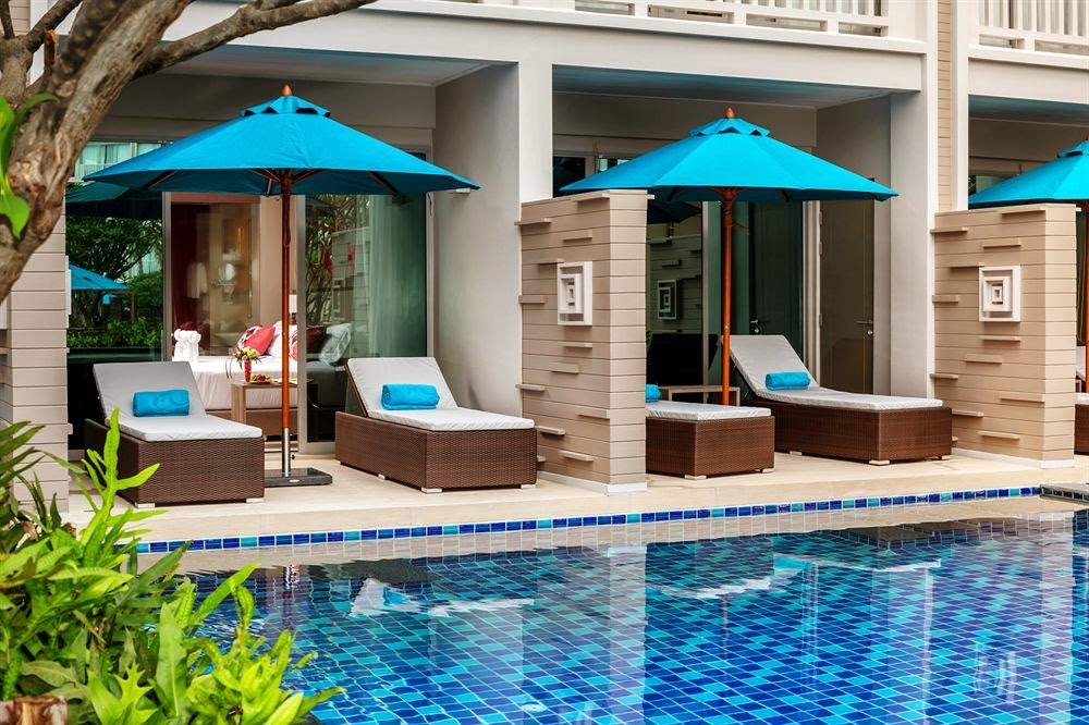 美爵布吉芭東大酒店 Grand Mercure Phuket Patong