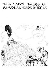 Cover of Charles Perrault's Book The Fairy Tales Of Charles Perrault